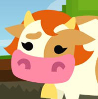 Staxel Cow avatar