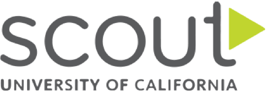Scout - University of California logo