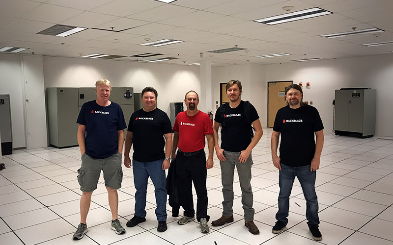 phoenix data center team