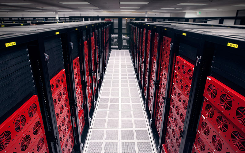 storage pods in datacenter