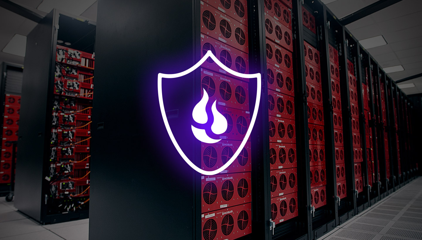 Backblaze Hardened Against Disaster