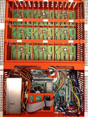 Storage Pod assembled