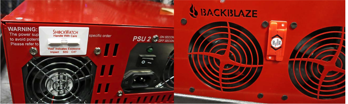 Shock Sensors
