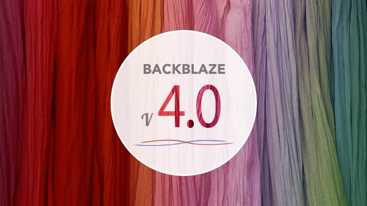 Backblaze Online Backup 4.0