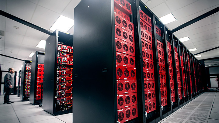 150 Petabytes for Backblaze