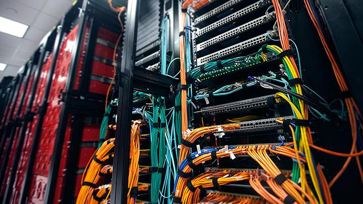 Backblaze Vault Networking