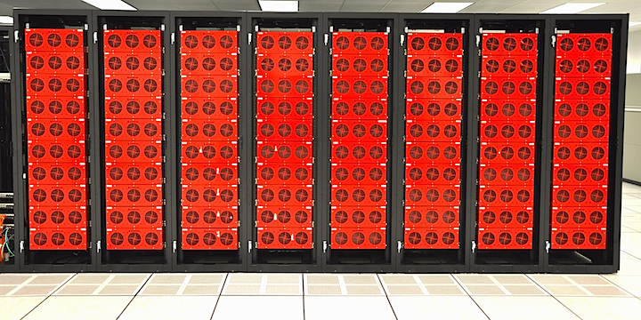 Backblaze Datacenter