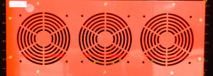 Backblaze Faceplate version 1
