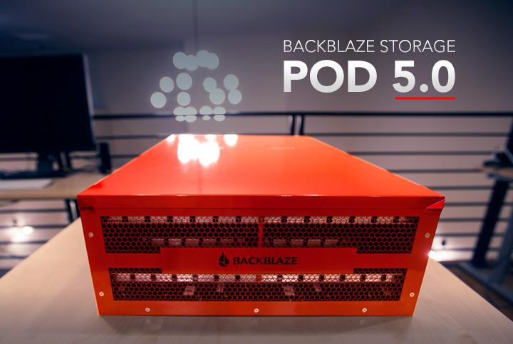 Storage Pod 5.0