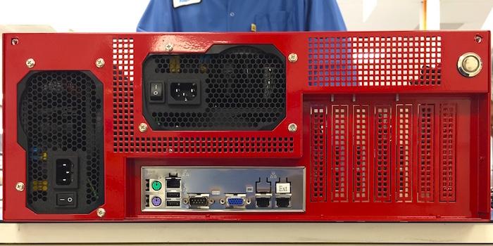 the hardware inside b2 cloud storage storage pod 5 0 rh backblaze com Molex Adapter SATA Power Wiring Diagram