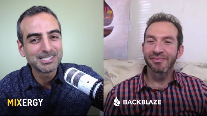 Backblaze CEO Talks Entrepreneurship with Mixergy