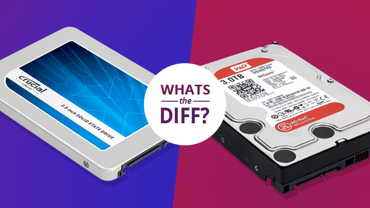 whats the diff? SSD vs. HDD