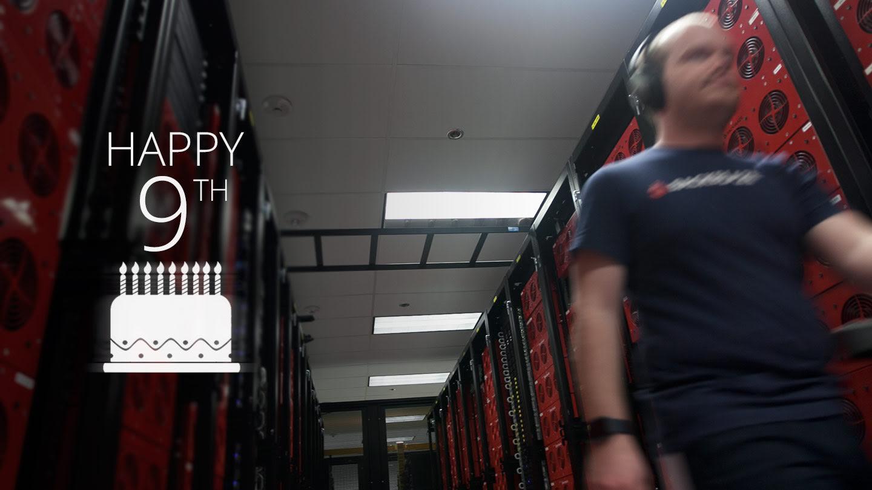 Happy Birthday Backblaze