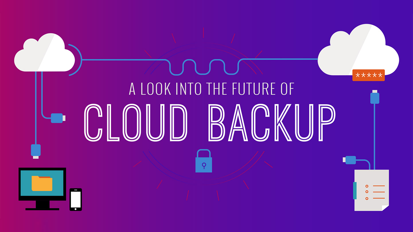 The Future of Cloud Backup