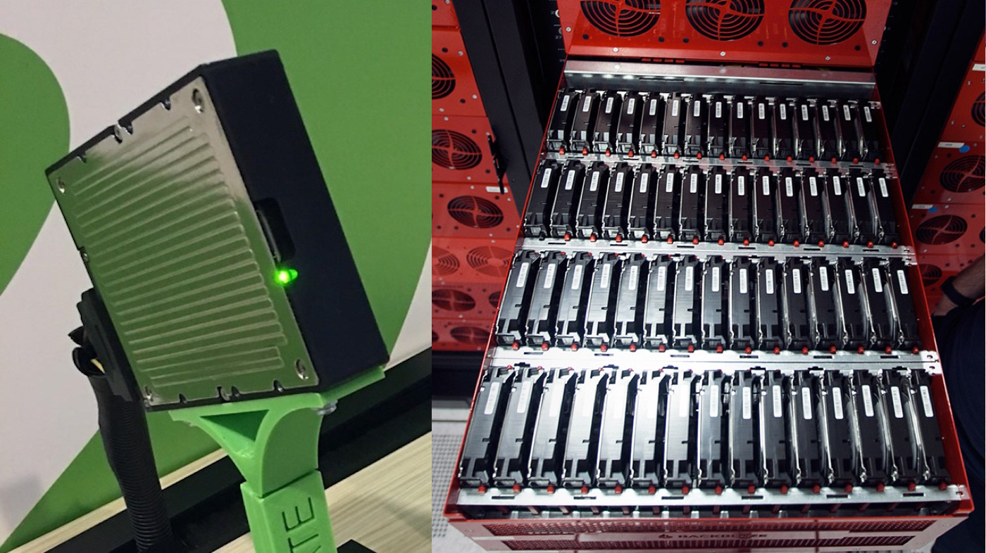 Seagate Introduces a 60TB SSD – Is a 3.6PB Storage Pod Next?