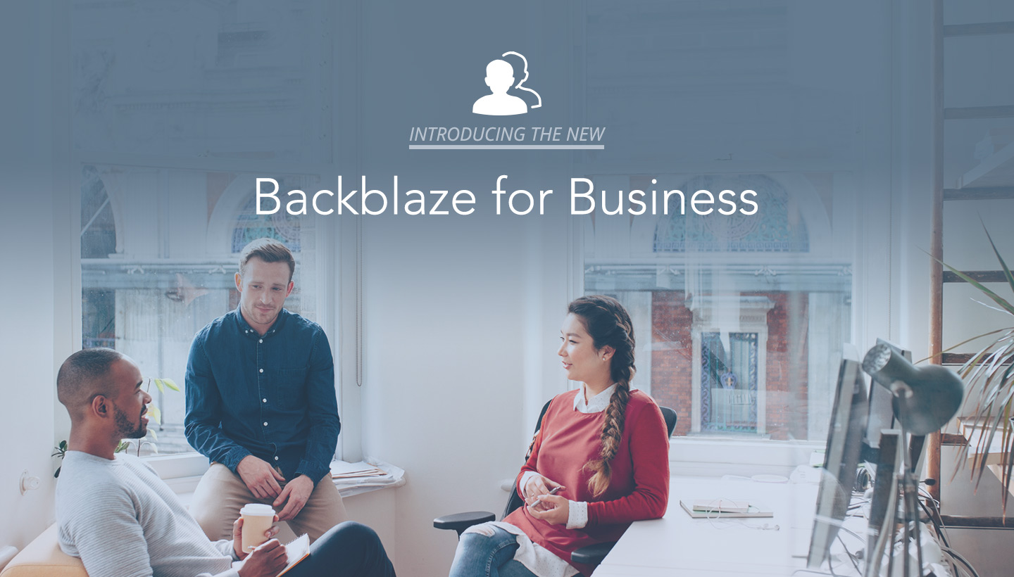 Backblaze for Business
