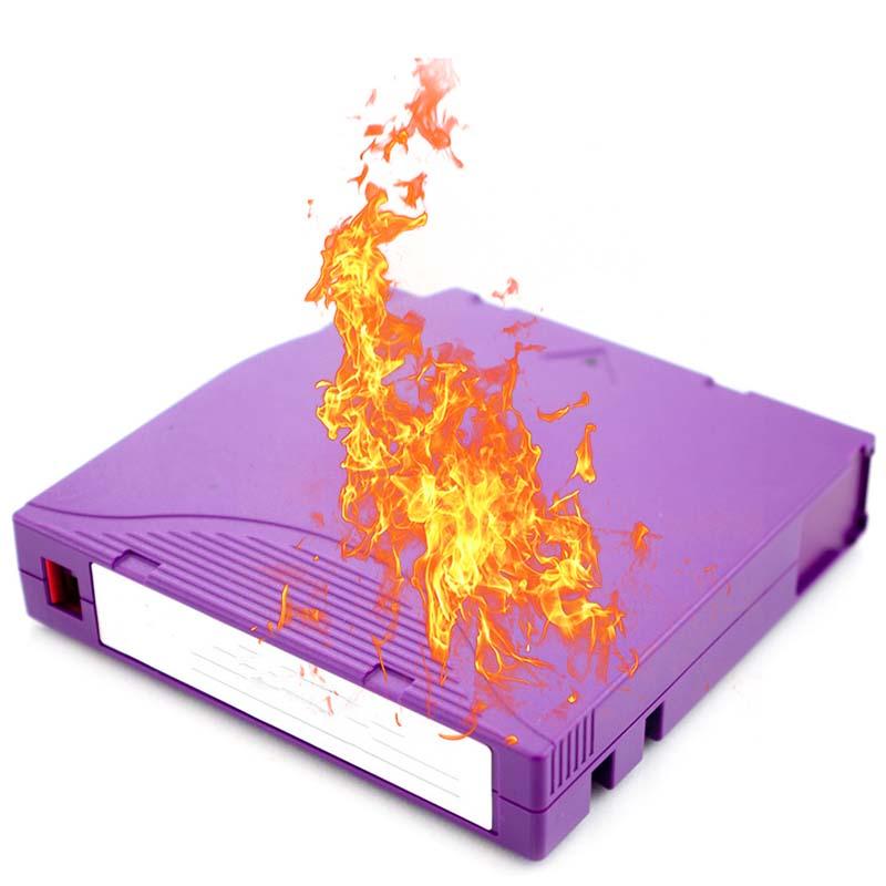 Burning LTO