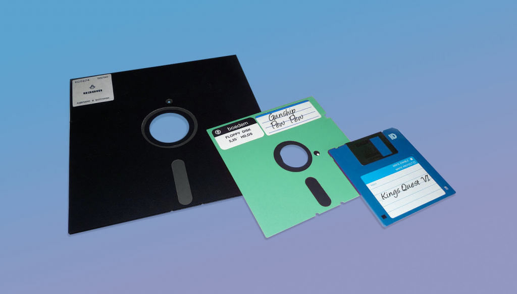 A History of Removable Storage