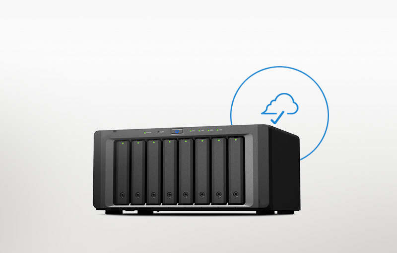 NAS Backup with CloudBerry and B2