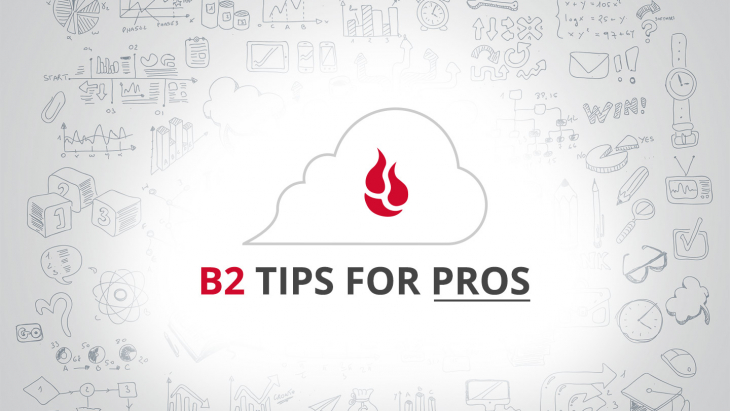 How to Use Minio and B2 in Multi-Cloud Environments