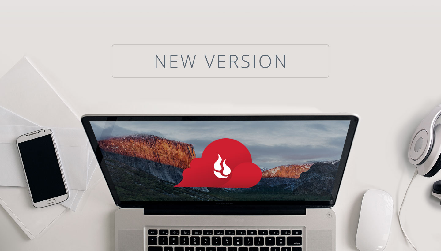 New Backblaze version is available