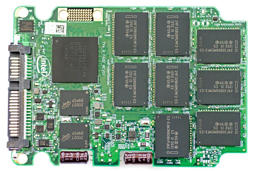 SSD internals