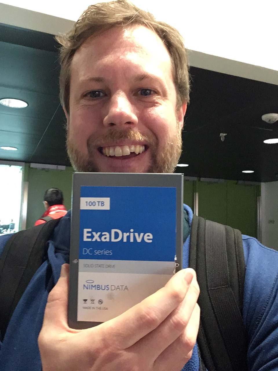 World's Largest SSD — Nimbus Data ExaDrive DC100 100TB