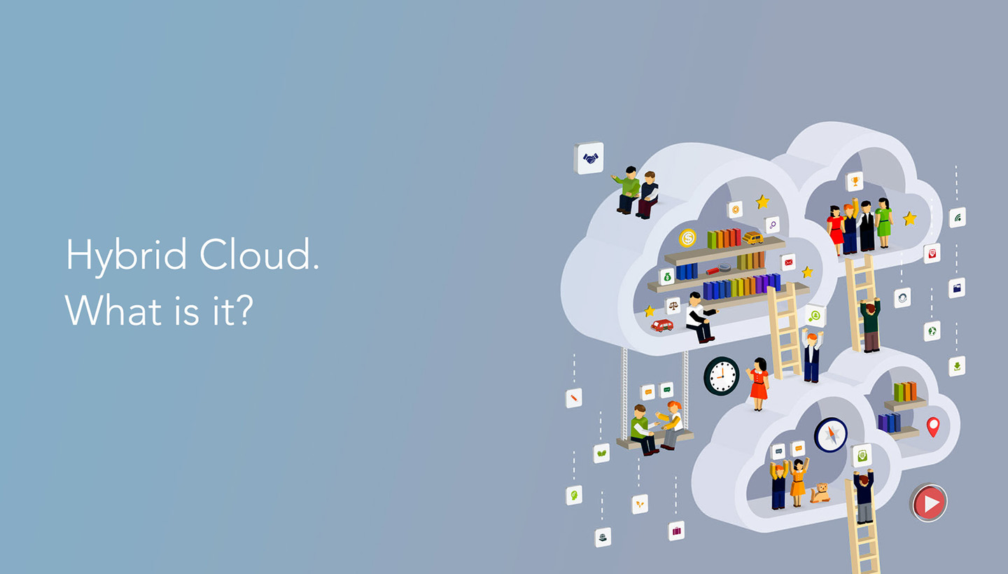 Hybrid Cloud. What is it?
