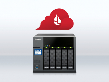 NAS with Cloud Storage