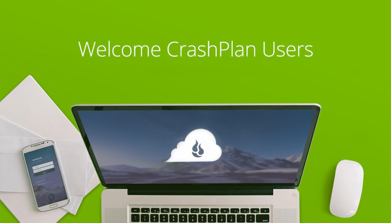 An Invitation for CrashPlan Customers: Try Backblaze