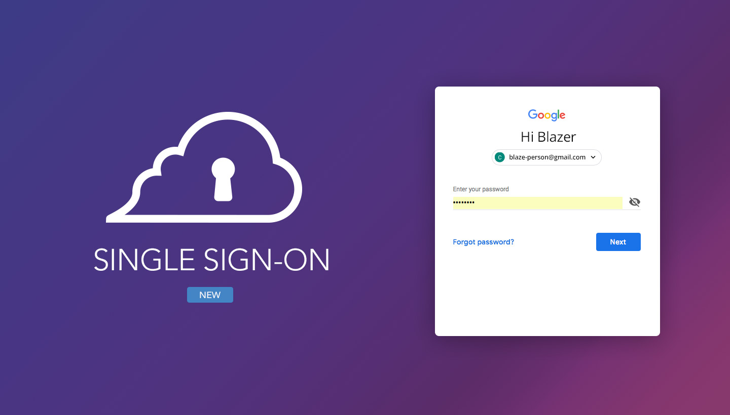 Single Sign-On (SSO) for Backblaze