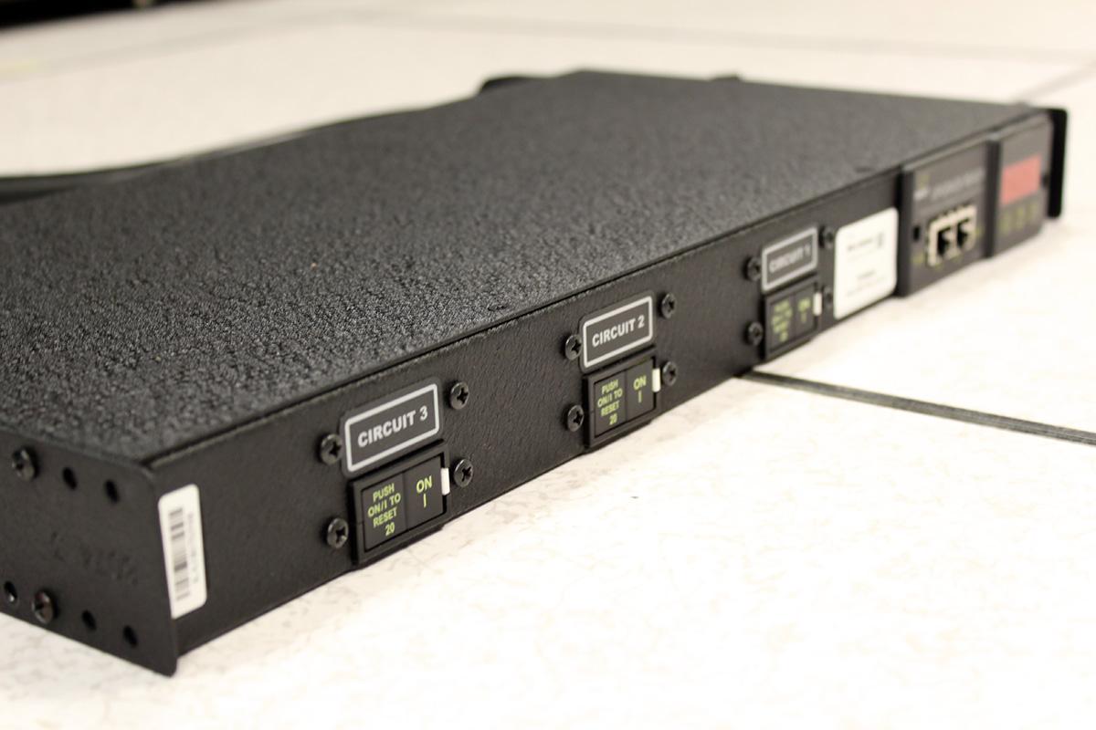 Custom PDU (back)