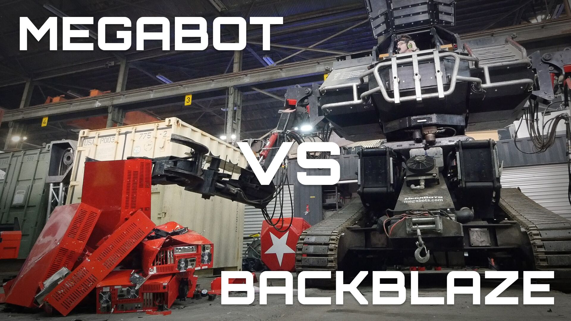 MegaBot vs Backblaze