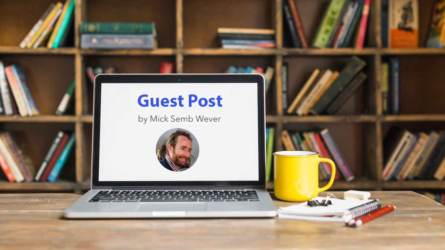 Guest post by Mick Semb Wever