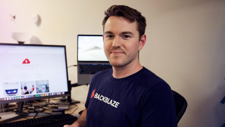 Backblaze Tech Support - Dan
