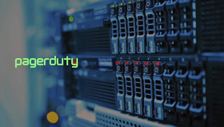 PagerDuty server rack