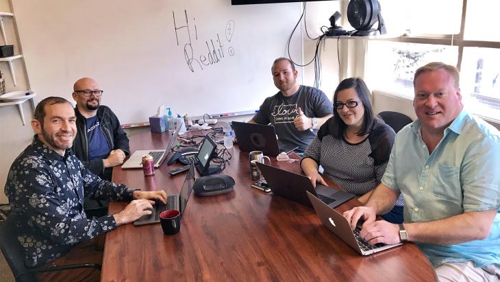 Backblaze Opens Up About the Cloud on Reddit -- Gleb, Adam, Yev, Natasha, Brian