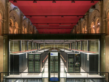 MareNostrum supercomputer at Barcelona Supercomputing Center