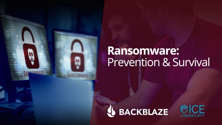 Ransomware Prevention & Survival