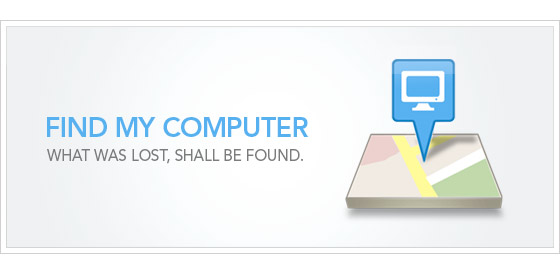 Locate My Computer