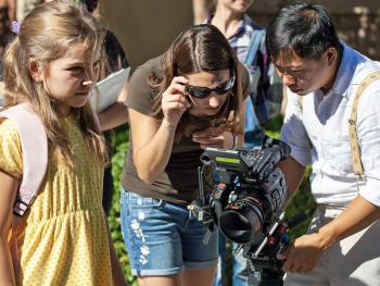 Laura D'Antoni, filmmaker