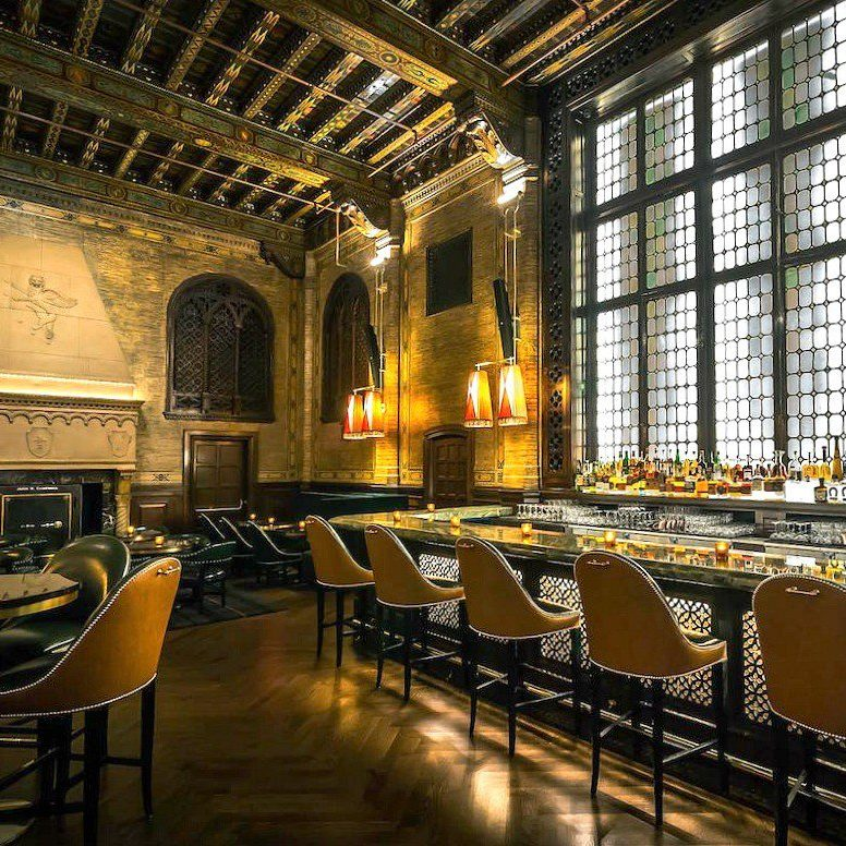 The Campbell Bar at Grand Central Terminal
