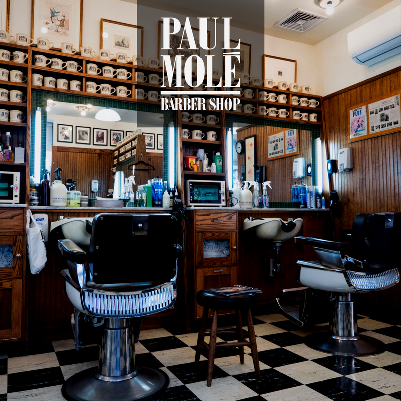 Paul Molé Barber Shop