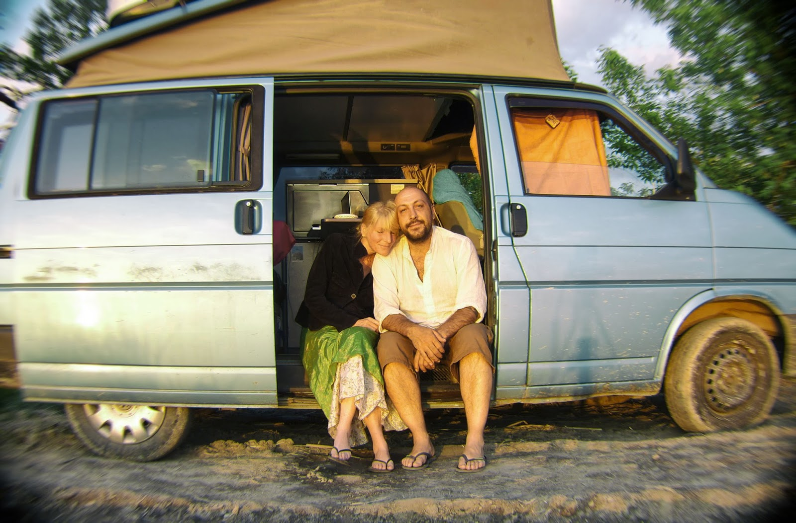 Van nomads