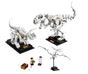A Dinosaur Lego set