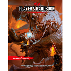 A Dungeon and Dragons Player's Handbook