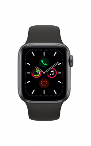 An Apple Watch Series 5