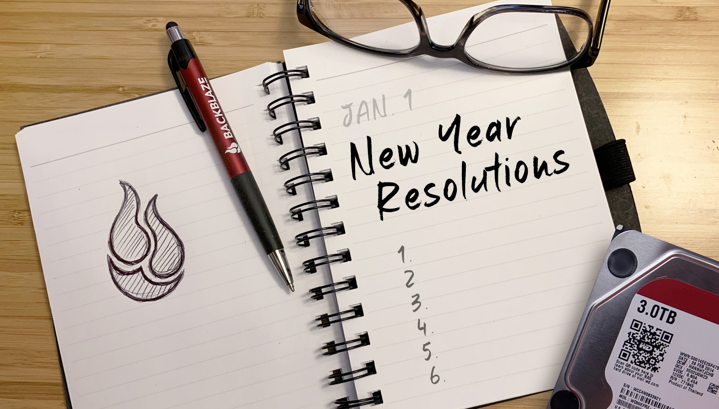 New Year's Data Resolutions