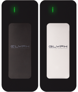 1 TB SSD Glyph drive