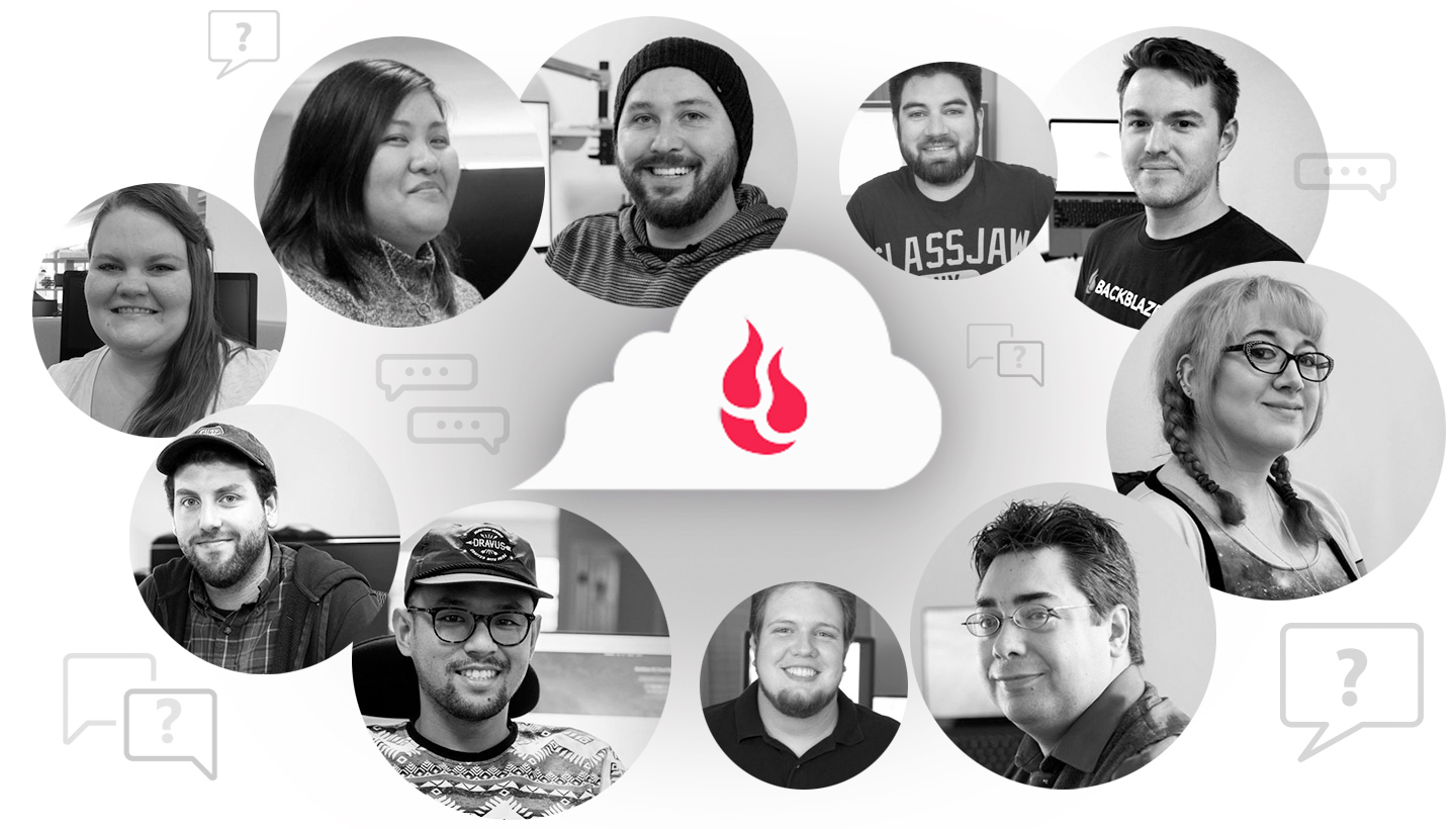 Backblaze Support Team